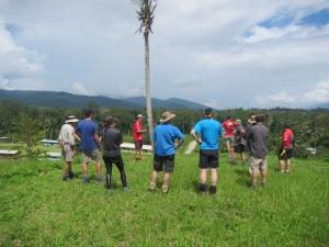 We learn about the battle of Kokoda