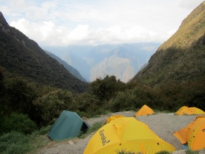 Pacamayo Camp