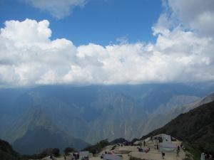 Puya Patamarka (cloud level town)