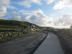 Downtown Doolin.